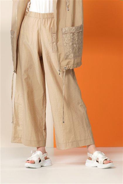 Pants-Beige 4238-11