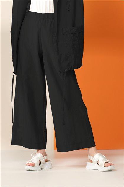 Pantolon-Siyah 4238-01