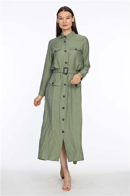 فستان-أخضر 20Y-204-21