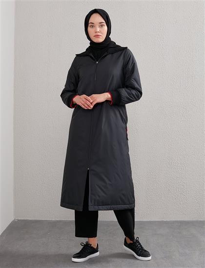 Coat Black A20 24010
