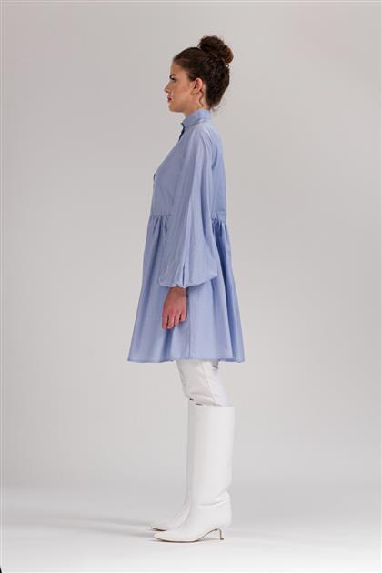 5082 - قميص أزرق