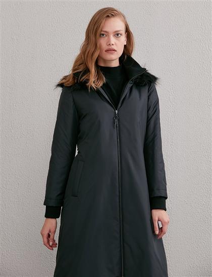 Coat Black A20 24009