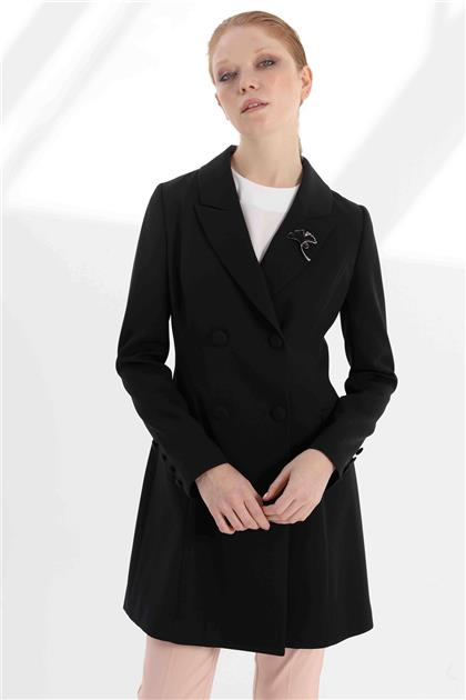 Ceket-Siyah V20KCKT14005-01