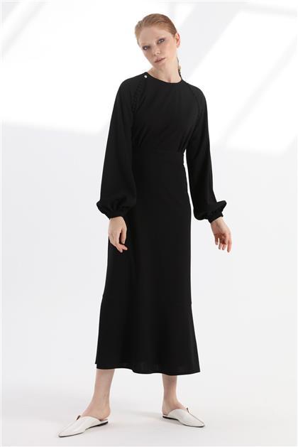 Elbise-Siyah V20KELB17047-01