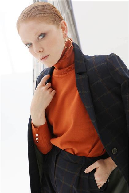 Knitwear Orange VZMSBLZ91001