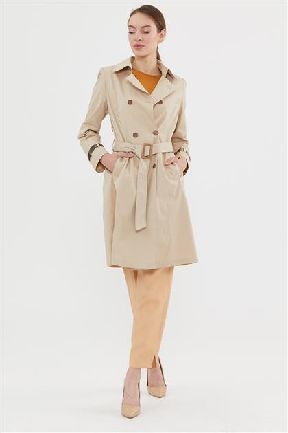 Trench Coat-Beige 425-11