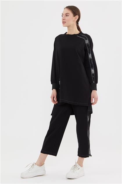 Suit-Black 709-01