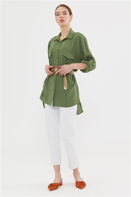 Shirt-Khaki 5096-27