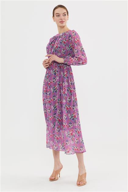 فستان-زهري 20Y016-001-42