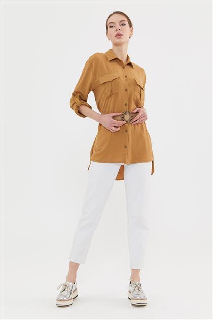 Gömlek-Camel 5096-46