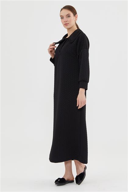 Elbise-Siyah 130F-01