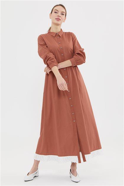 Elbise-Bej KY-B20-83004-08