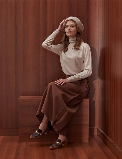Skirt-Brown KA-A20-12044-15