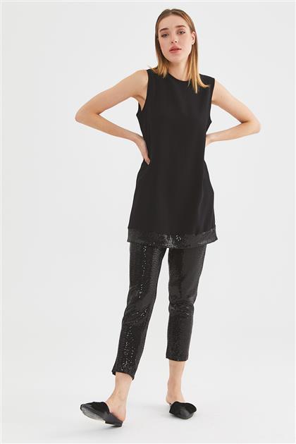 Pantolon-Siyah 4148-01