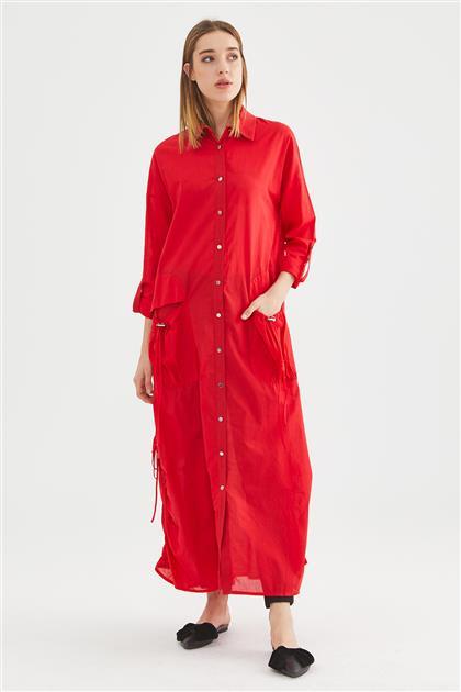 Gömlek-Kırmızı 19Y1188-34