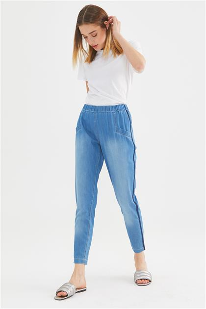 Pantolon-Açık Mavi 18Y4022-15