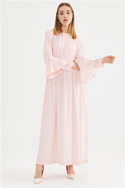 فستان-لون البودرة 18Y5035-41