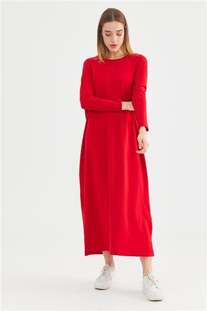 Elbise-Kırmızı 281-34