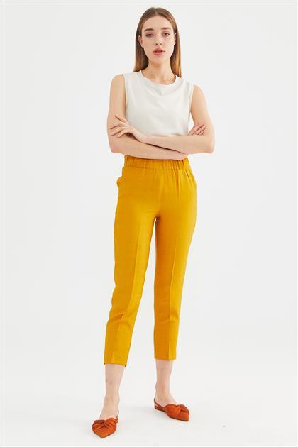 Pantolon-Sarı 403-29