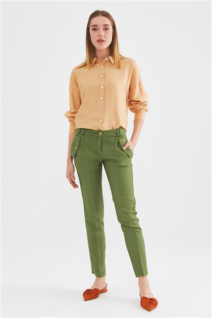 Pantolon-Yeşil 404-21
