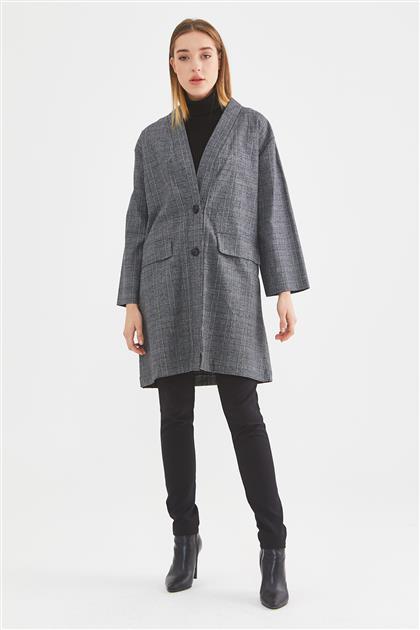 Jacket-Anthracite 6387-50
