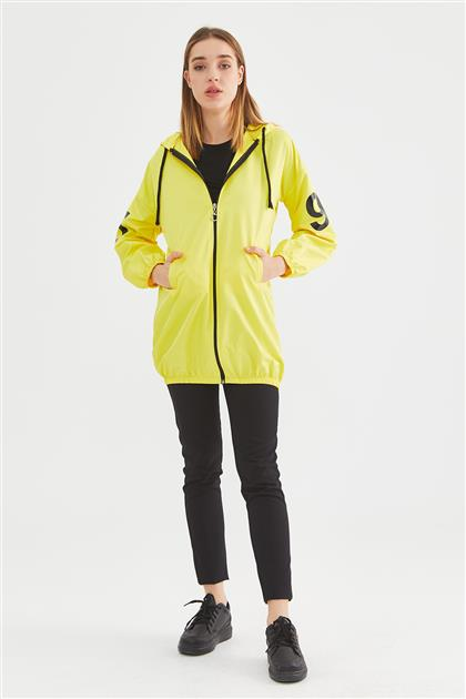 Raincoat-Yellow 520-29