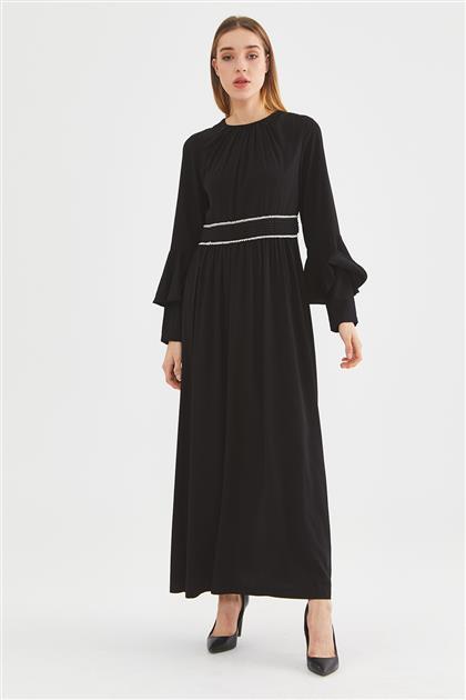 Elbise-Siyah 18Y5035-01