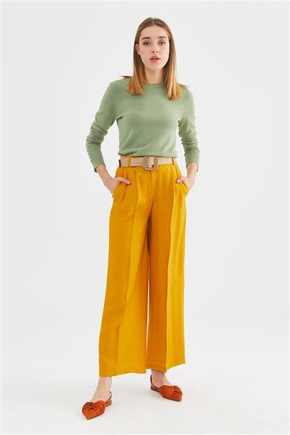 Pants-Yellow 406-29