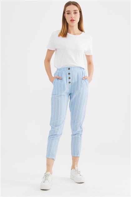 Pantolon-Açık Mavi B1245-15