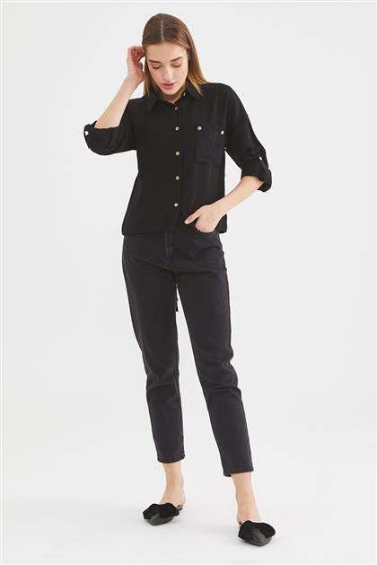 Gömlek-Siyah 5150-01