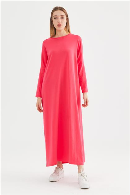 281-43 فستان-فوشي