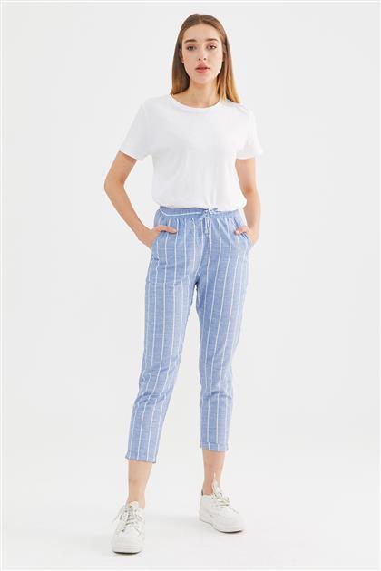 Pants-Blue B1233-70