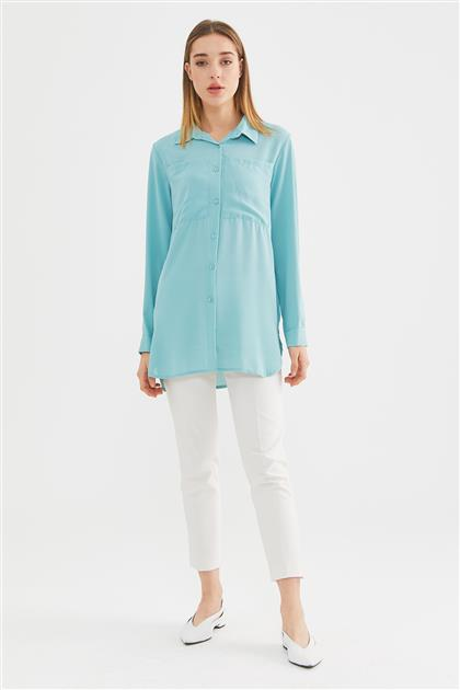Shirt-Turquoise 20Y047-001-19