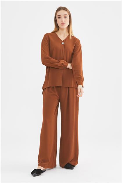 Suit-Brown ARZ600-68
