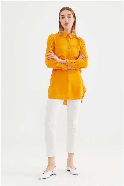 Gömlek-Safran 20Y047-001-74
