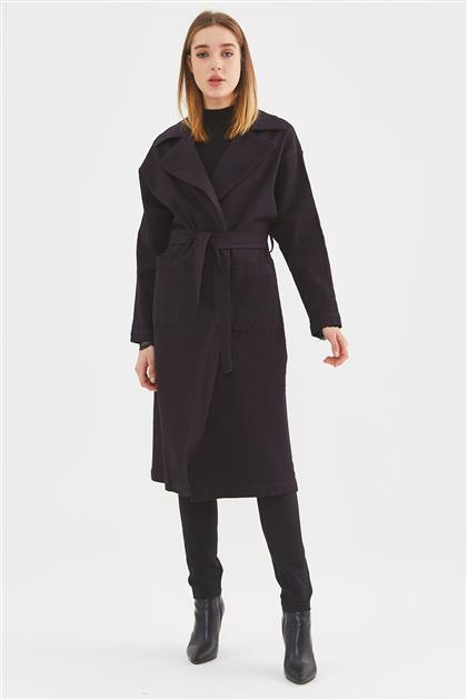 Trench Coat-Claret Red 505-67