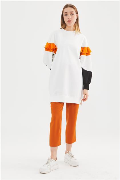 Tunic-Orange 30505-157