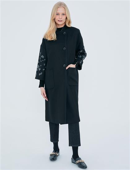 Coat Black A20 17001