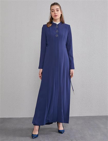 Topcoat-Navy Blue KA-A20-15011-11