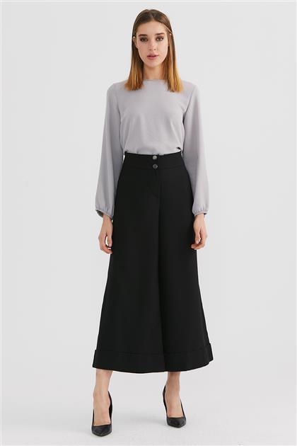 Pantolon-Siyah F5096-01