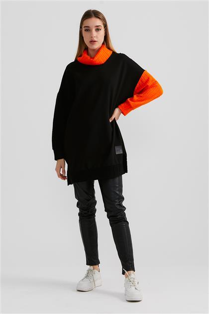 Tunic-Orange 30592-157