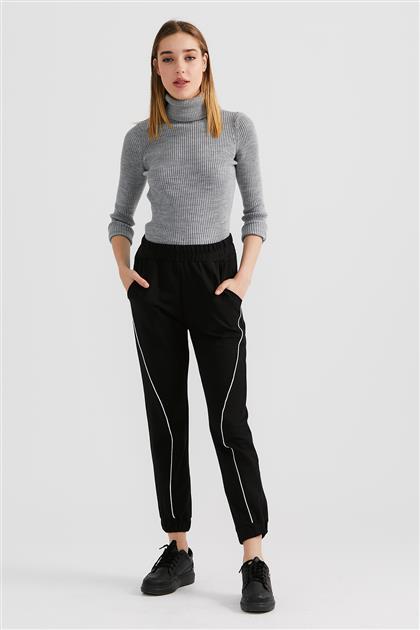 Pantolon-Siyah 30495-01