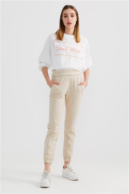 Pants-Beige 30245-11