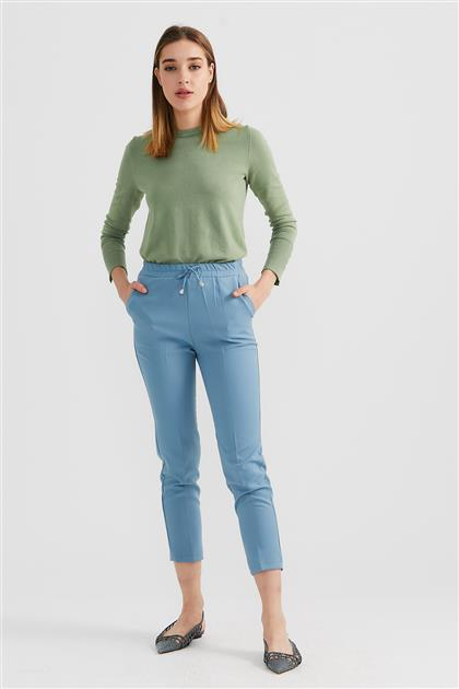 Pants-Light Blue LA-0W1001-15