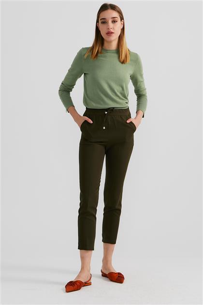 Pants-Khaki LA-0W1001-27
