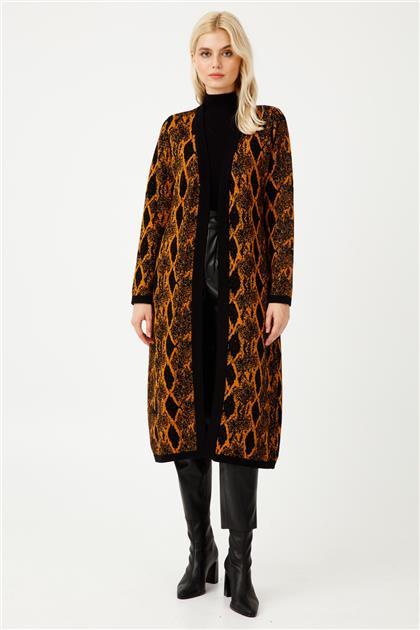 Patterned Knitwear Cardigan 9747