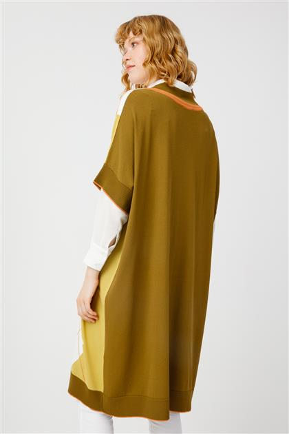 Patterned Sweater Tunic 8292
