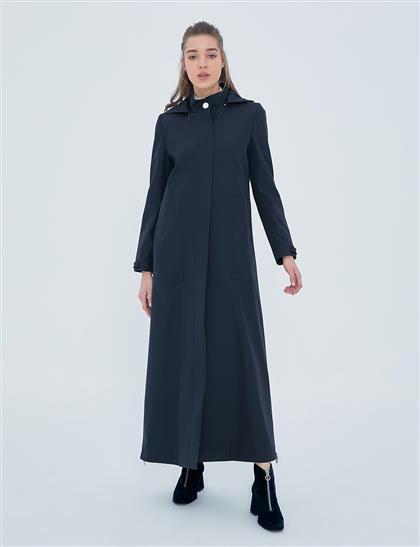 Topcoat-Navy Blue KA-A20-15108-11