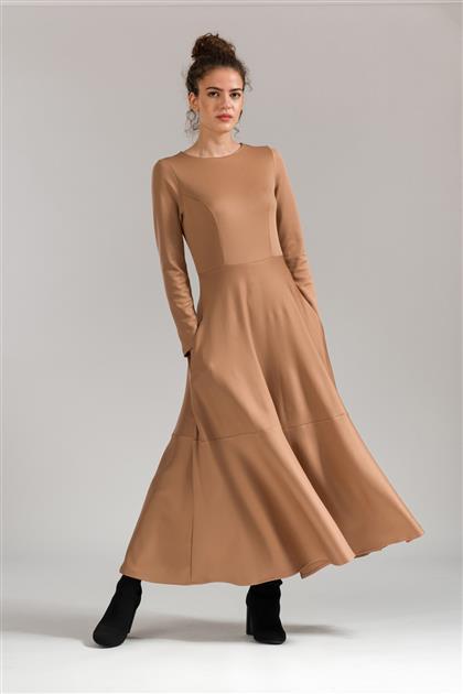 5085 - Dress Beige