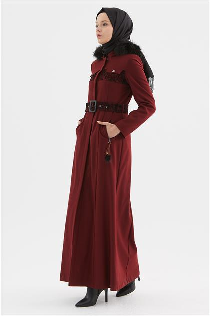 Outerwear-Claret Red 719KMNT68067-24